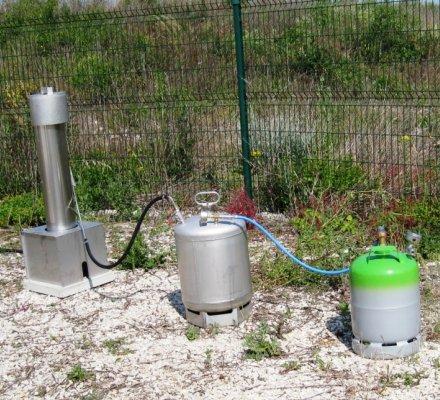 La Bourgogne étend la protection de son vignoble par les générateurs anti-grêle