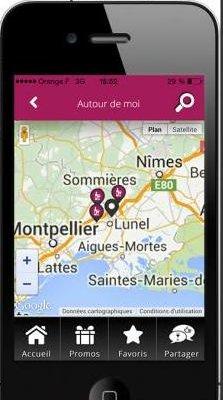 Languedoc-Roussillon : l'application « Geovina » propose une « offre globale » oenotouristique de la région