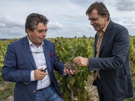 Sauternes : Denis Dubourdieu s'associe au château Lafaurie-Peyraguey (vignobles Silvio Denz)
