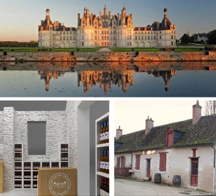 Val de Loire : les vins de Cheverny prennent une maison secondaire au château de Chambord