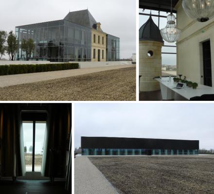 Pauillac : château sous verre et 100 % gravitaire pour Pédesclaux