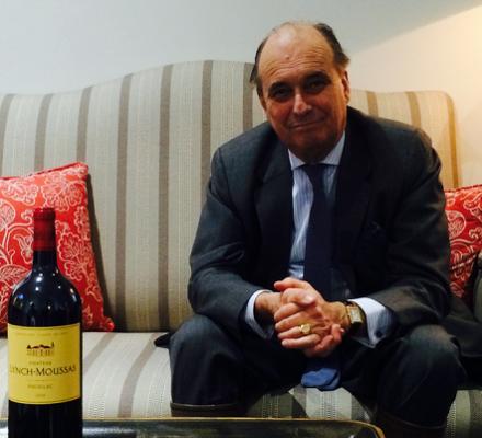 Bordeaux : « caisse de résonance », les primeurs vus par Philippe Castéja