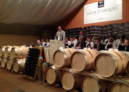 Chardonnay : Sieur d'Arques placide face à la baisse des cours de Toques et Clochers