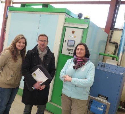 Flavescence dorée : une nouvelle machine de traitement à l'eau chaude des plants disponible pour les pépiniéristes