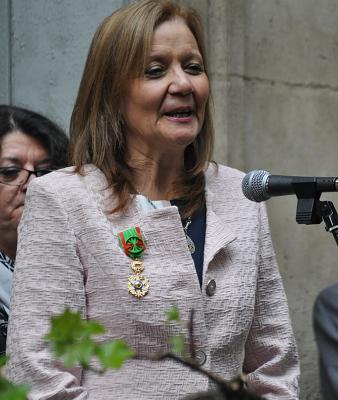 Mérite Agricole : l'oenologue argentine Claudia Quini élevée au grade d'officier