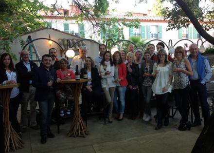 Communication : les Costières de Nîmes se créent un réseau d'ambassadeurs