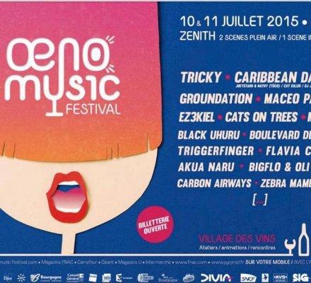 Bourgogne : 2eme édition de l'Oeno Music Festival, pour mixer culture du vin et de la musique