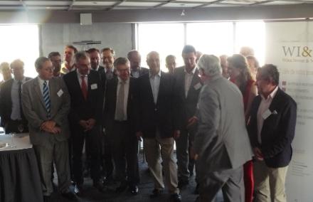 Les experts Bordeaux : lancement de WI&NE, facilitateur d'investissements viticoles