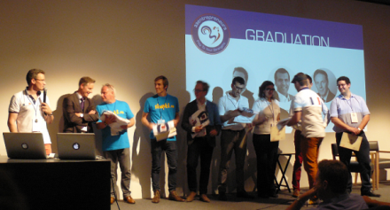 Start-ups innovantes : grand oral pour la première cuvée de 33 Entrepreneurs
