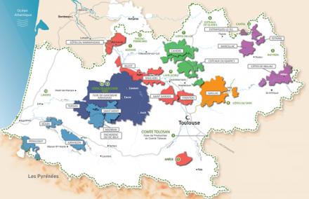 Sud-Ouest : le bassin viticole demande 1 200 ha d'IGP