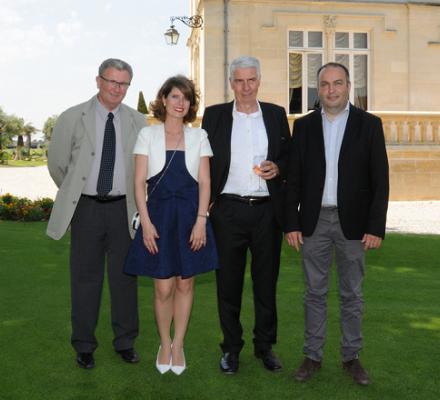 Distilleries vinicoles : Jean Mottet, président d'une fédération durable