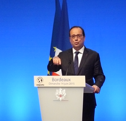 François Hollande :