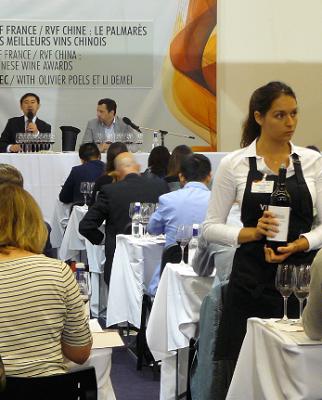 En direct de Vinexpo : les meilleurs vins chinois passsés au crible de la dégustation