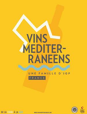 La carte et le terroir : les IGP du Sud-Est dévoilent un logo méditerranéen