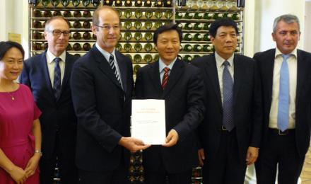 Vins de Bordeaux : historique, la reconnaissance chinoise reste à mettre en pratique