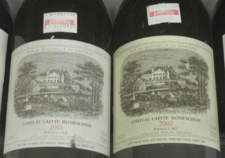 Contrefaçon et quantification : plus de faux que de vrais vins français en Chine ?!
