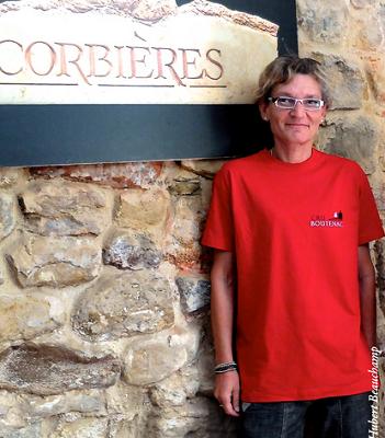 Corbières : Catherine Verneuil prend la direction du syndicat viticole