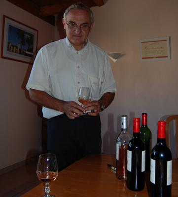 Cahors : Jean Roche vend le château Croze de Pys aux créateurs de Fruitt'y Vin