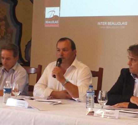 Assemblée générale d'InterBeaujolais: la filière au pied du mur