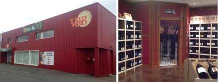 Distribution et consommation : V&B passe le cap des 100 enseignes