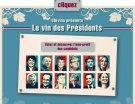 Découvrez l'œno-profil des présidentiables !