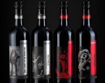 Australie : AC/DC met du vin dans son rock
