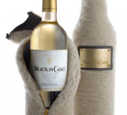 Mouton Cadet se paie une fourrure