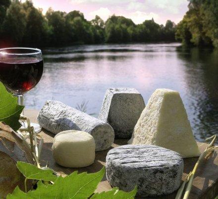 Du vin et du fromage au service de l'électricité