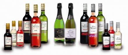 Vins sans alcool : progression de 25% pour la gamme Bonne Nouvelle