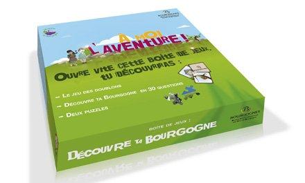 Bourgogne : des jeux pour éveiller les petits à la découverte du terroir