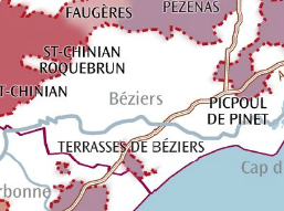 Languedoc : IGP et AOC se disputent le nom Béziers