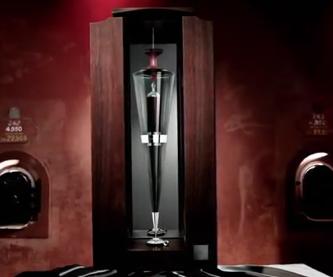Australie : Penfolds commercialise une ampoule de vin à 140 000 €