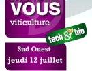 Tech&Bio : l'oenologie en bio, tout un programme de conférences