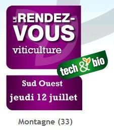 Tech&Bio : les exposants de la filière vigne et vin bio ont rendez-vous à Montagne Saint-Emilion