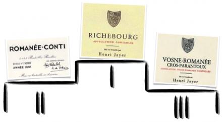 Les 50 vins les plus chers dans le monde sont majoritairement bourguignons