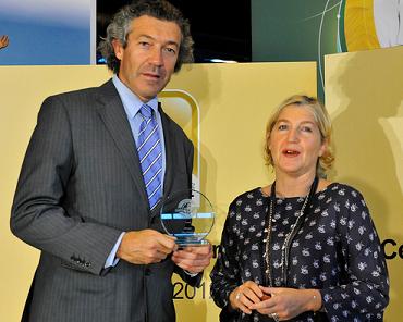 Grande distribution : les vins Naturae de Gérard Bertrand récompensés au SIAL 2012