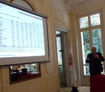 Conjoncture mondiale : pas de vrai risque de pénurie selon le directeur de l'OIV