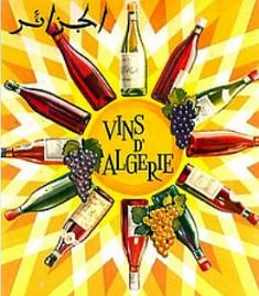 Histoire : quand l'Algérie produisait 17 millions d'hectolitres de vin