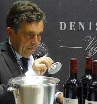 Denis Dubourdieu : « consultant en vins, je ne suis que l'architecte, je ne vis pas dans la maison ! »