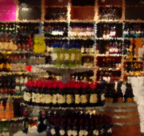 French wine consumption: 82% of purchases made in supermarkets