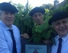 Préphylloxérique parc : inauguration ministérielle des vignes historiques du Gers