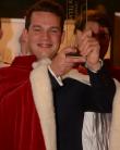 Yanick Dehandschutter named the Best Sommelier of Belgium 2013
