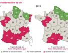 Les Français et leurs vins : enquête de (mauvaise) consommation contre sondage de (bonne) perception
