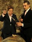 Cognacs Remy Martin : Pierrette Trichet passes the helm to Baptiste Loiseau