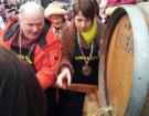 Jura : édition de la majorité pour la percée du vin jaune