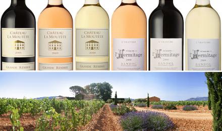 Provence : les domaines Ott parient sur les vins rouges de Bandol (tout en consolidant leurs rosés)