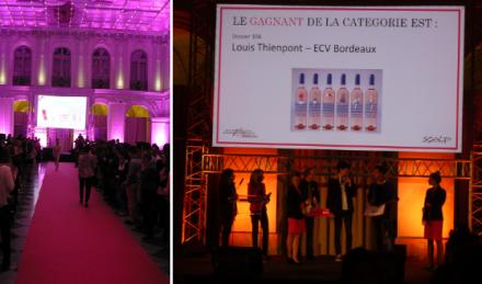 Cousu main : défilé de projets marketing prêts à l'emploi pour les Bordeaux rosés