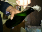 Ateliers d'initiation : le champagne dégorgé, dosé et habillé par son consommateur