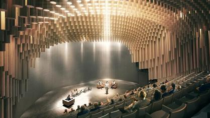 Cité des Civilisations du Vin : un objectif de 1,5 millions $ de dons américains... pour commencer