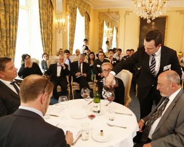 Pier-Alexis Soulière remporte le prix du Jeune Sommelier, Antoine Lehebel celui de Meilleur Sommelier de Belgique